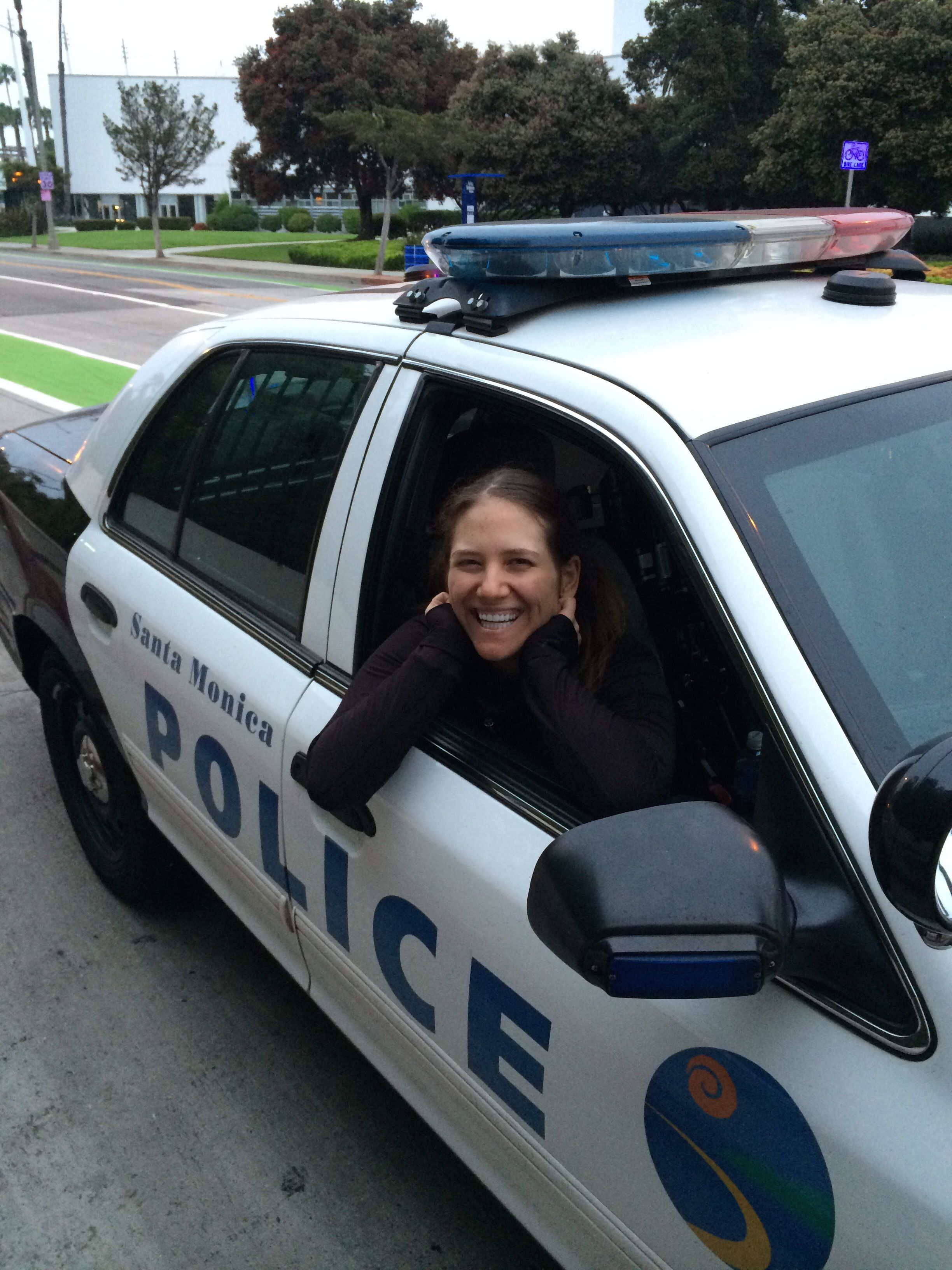 what to expect on a police ride along
