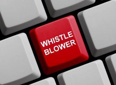 Whistleblower online