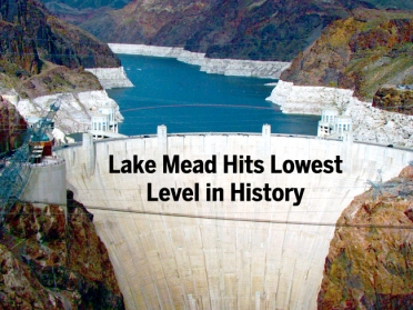 lakemeaddrought