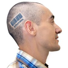 bald-man-with-barcode-tattoo-on-head