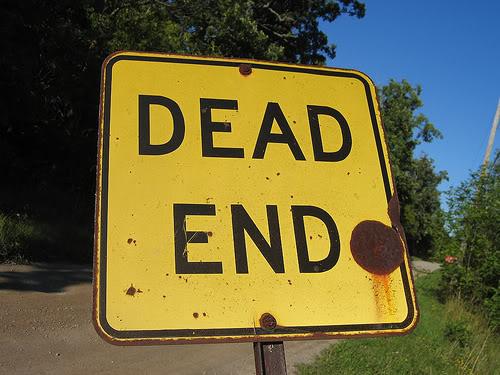 dead_end_job